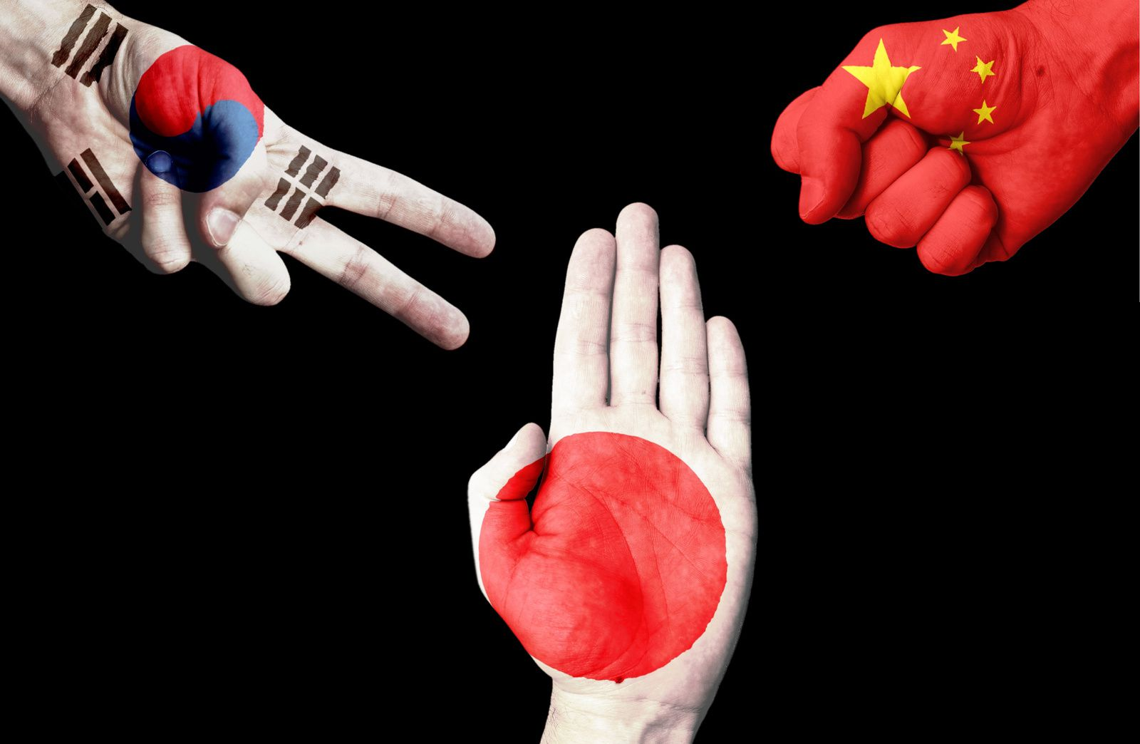 S. Korea, China, Japan to hold first three-way talks on cybersecurity