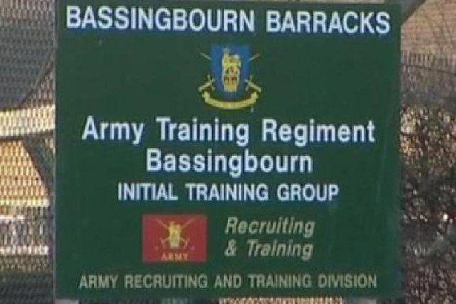 Quelque 300 membres des forces armées libyennes sont stationnés depuis le mois de juillet à Bassingbourn, dans le sud-est de l'Angleterre (Google)