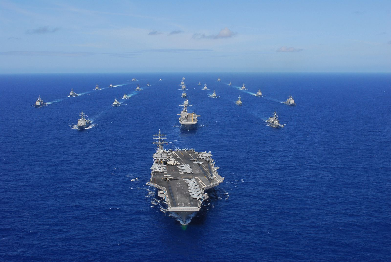 Surface Ships Need More Offensive Punch, Outlook