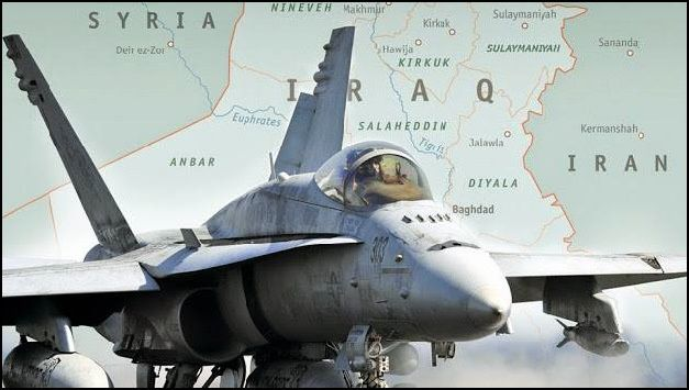 Airstrikes Continue Against ISIL in Syria, Iraq