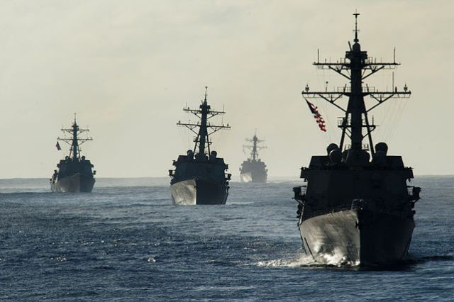 The Pentagon's 2016 Budget Will Focus on the Pacific