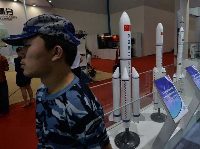 China-US space relations see small but important step