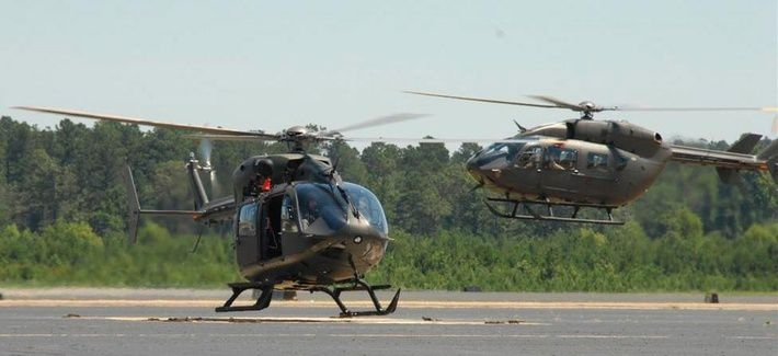 Army Details Future Controversial Helicopter Swap With the National Guard