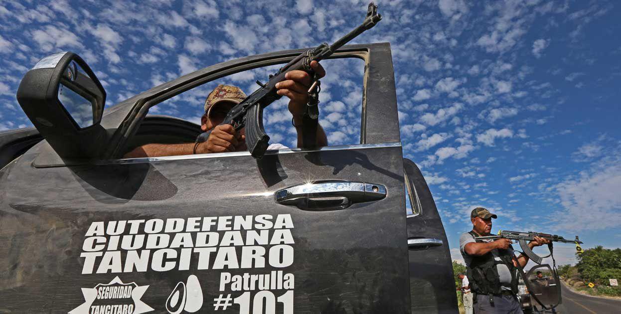 Mexique: les milices d'autodéfense se retournent contre le gouvernement