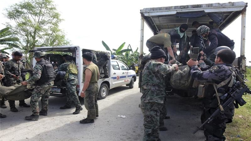 Philippine rebels blame government for deadly clash