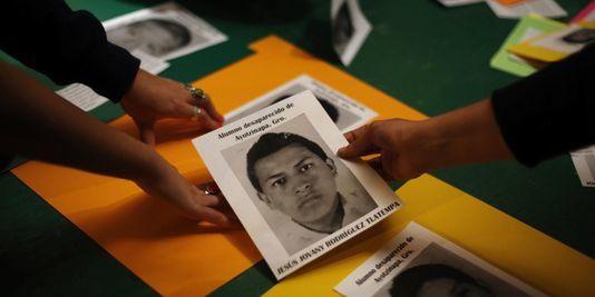 Le gouvernement mexicain dit avoir acquis la « certitude » de la mort des étudiants disparus