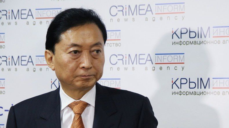 Crimée: Moscou apprécie l'attitude sincère et impartiale de Hatoyama