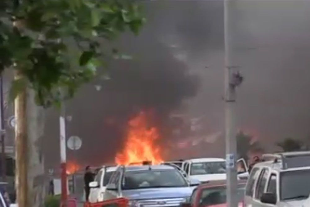 Kurdistan irakien: trois morts dans un attentat près du consulat américain