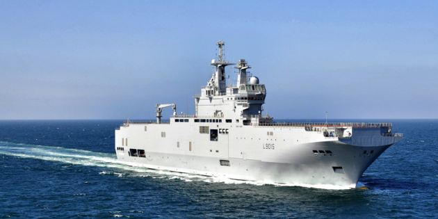 Is China Eyeing These Advanced French Amphibious Assault Ships?