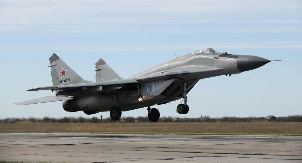 Russia's Landmark $2Bln Deal With Egypt for MiG Fighter Jets