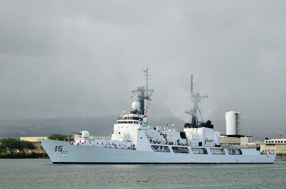 Photo : BRP Gregorio del Pilar de la marine des Philippines