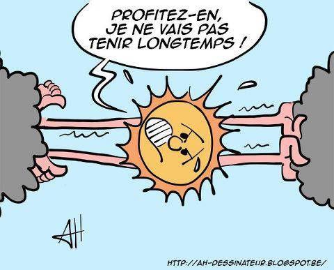 La Manivelle, pourrait pas nous inventer du soleil ?...