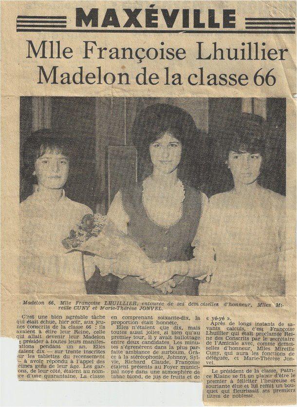 Maxéville: après la colo, conscrits et Madelon (12)