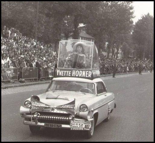 Souvenirs du Tour de France de notre enfance... (5)