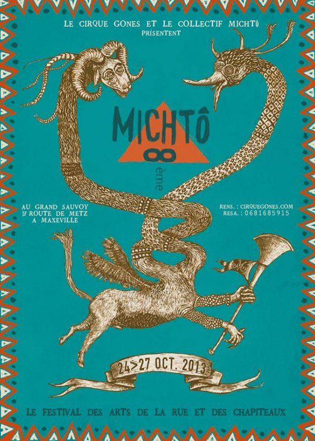 Festival Michtô 2013, à Maxéville, c'est génial !...