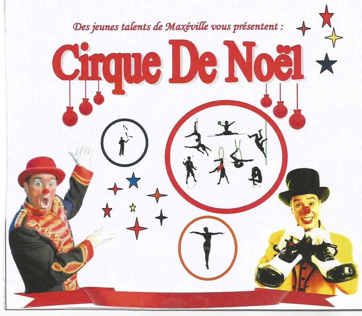 Pour assister au Cirque de Noël, il vous faut réserver