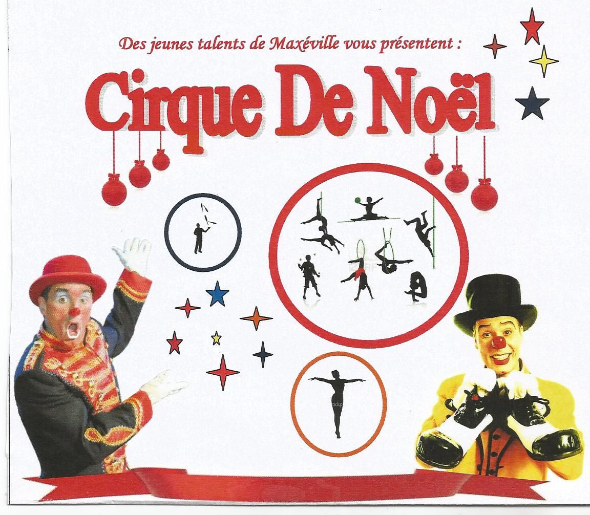 Maxéville en fête... Cirque et Concert... avec le MIG