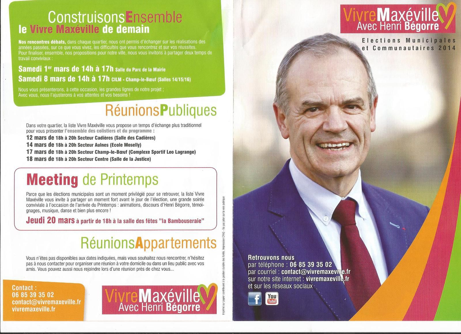 Municipales: la question du vendredi de Max'Dany (8)