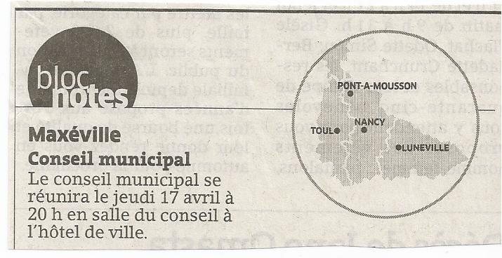 A Maxéville, le changement, c'est maintenant...