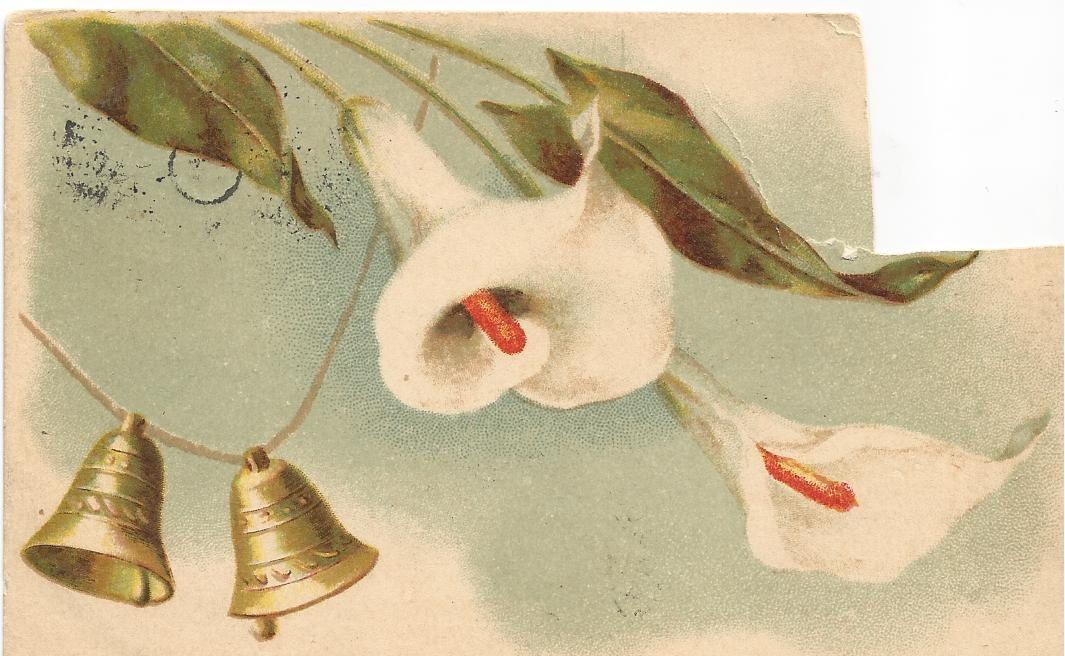 Vieilles cartes postales privées de leurs timbres (7)