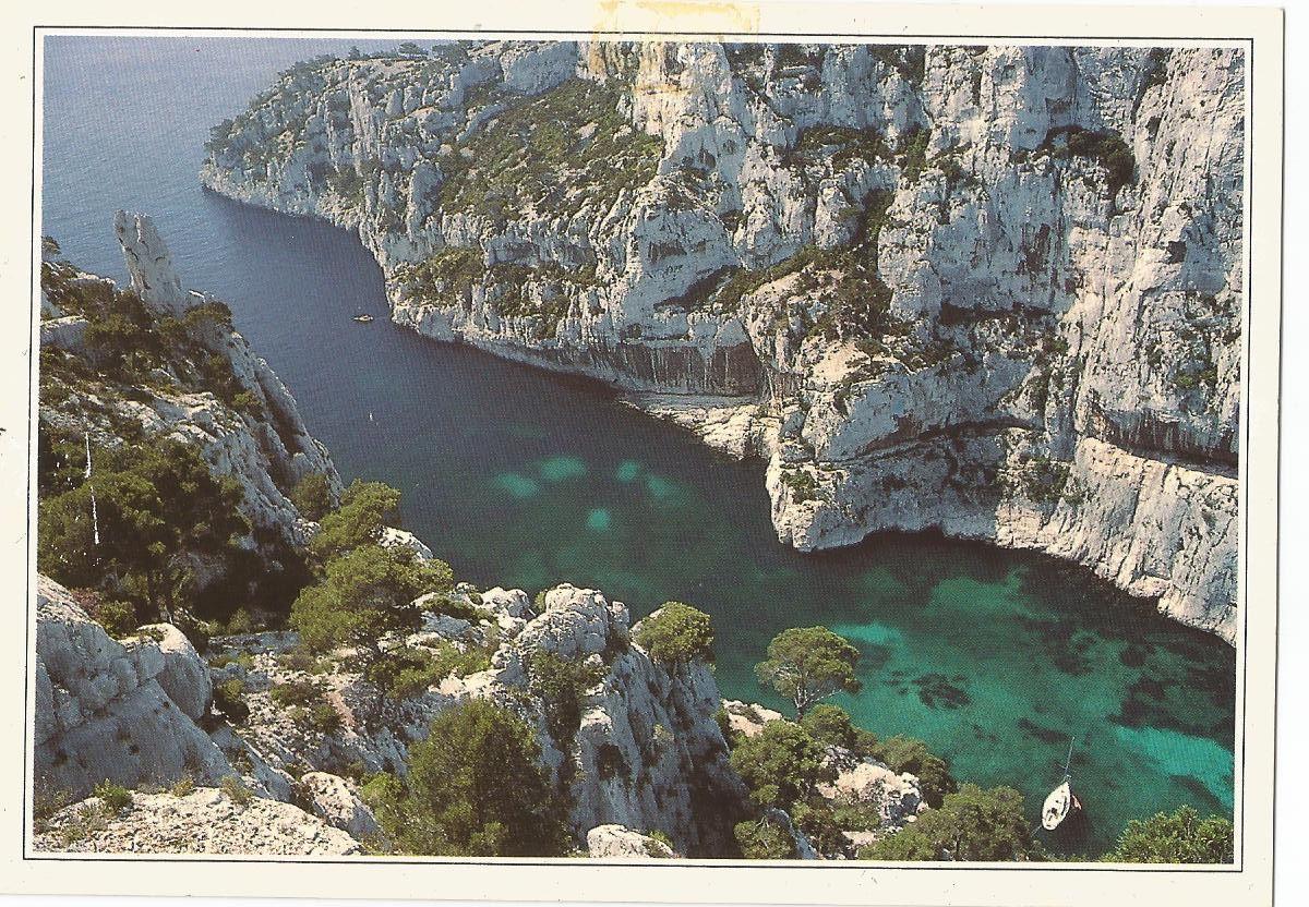 """""""Bouches du Rhône... La Provence... Cassis sur Mer... Calanque d'en Vau""""..."""