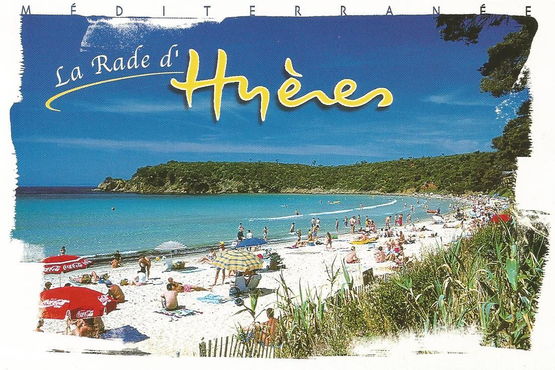 Vieilles cartes postales du mardi le blog de max 39 dany for Decor de france hyeres