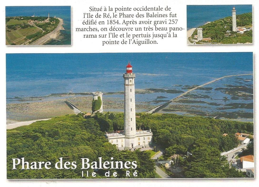 Ile de Ré... Charentes Maritimes (17)... Carte reçue chez moi à Maxéville en septembre 2005... Editeurs: Artaud Frères...