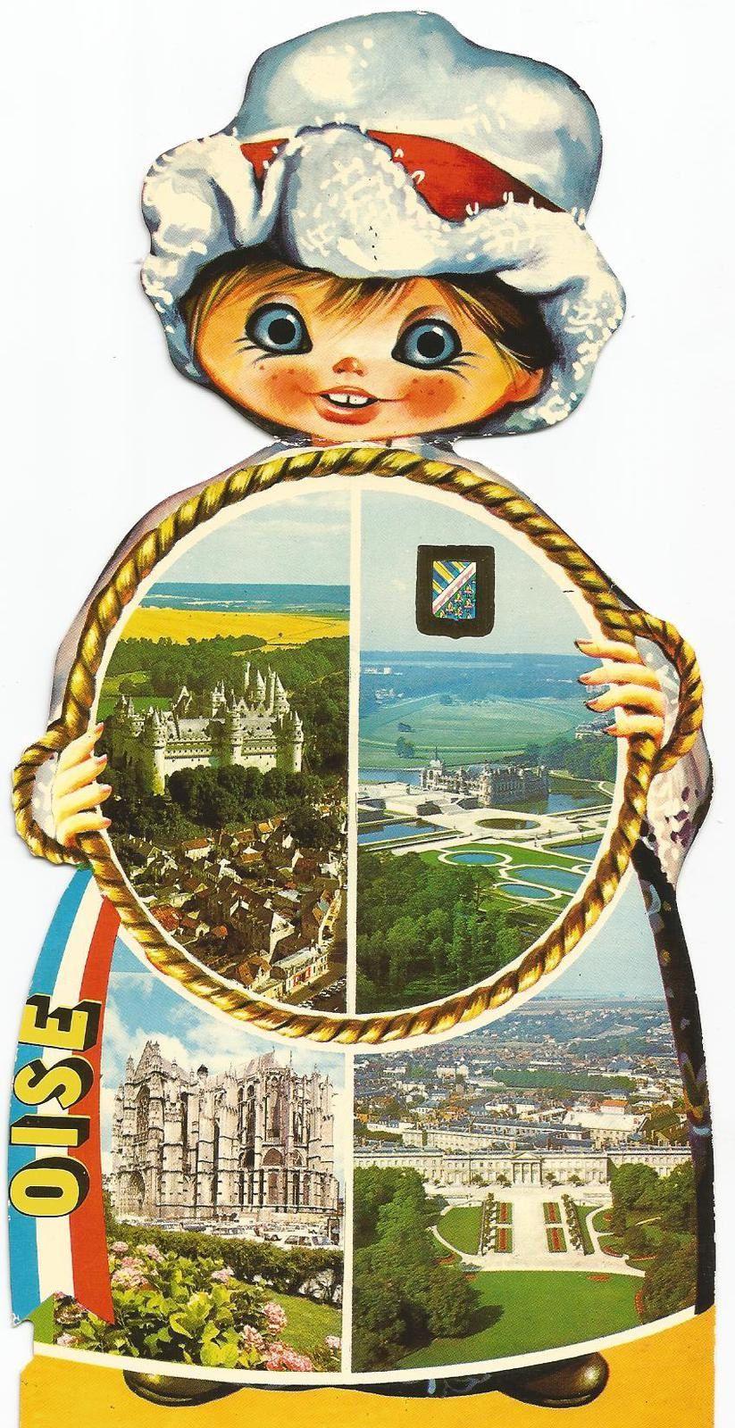 Tour de France et du monde... en cartes postales (6)