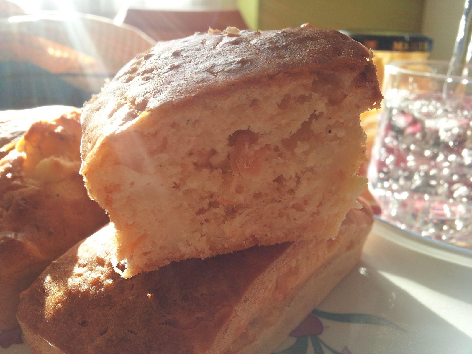 Cake saumon et pomme de terre