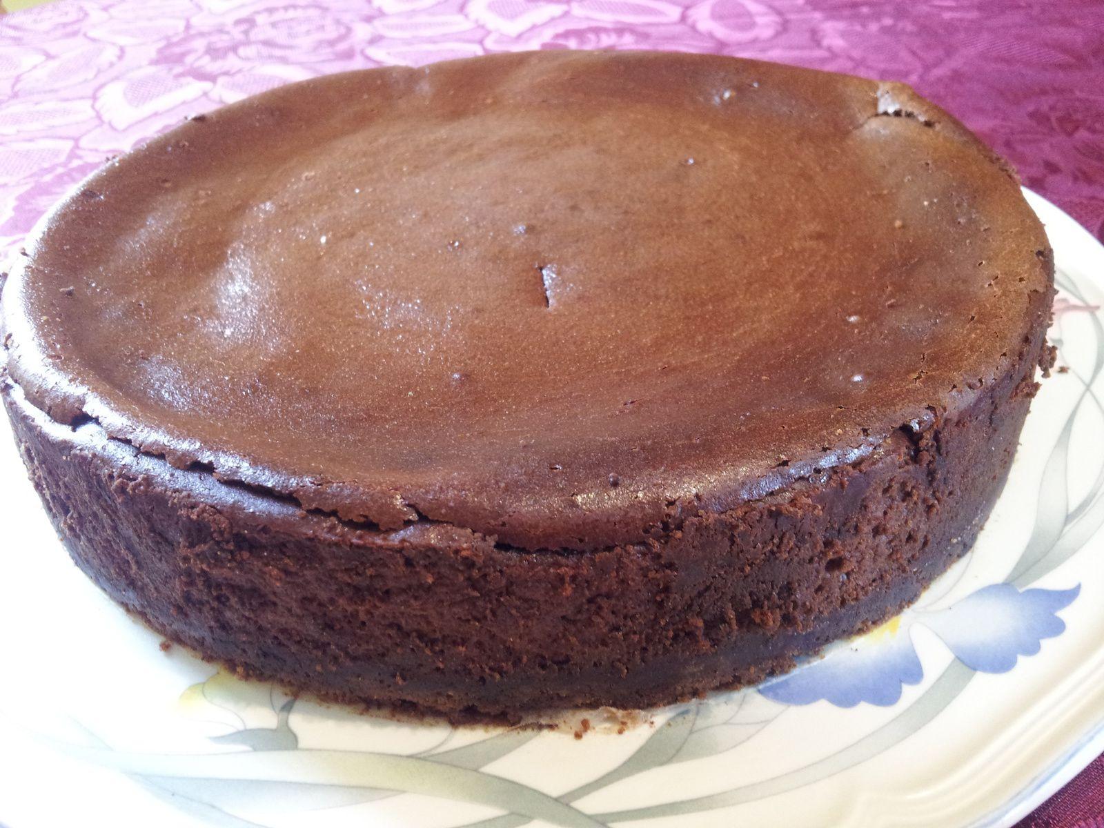 Délice biscuité au chocolat