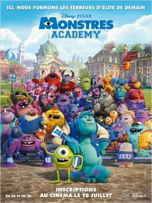 Monstres Academy (*****)
