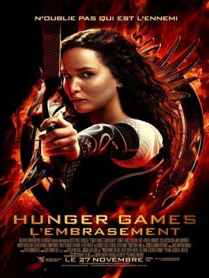Hunger Games embrase le box office US