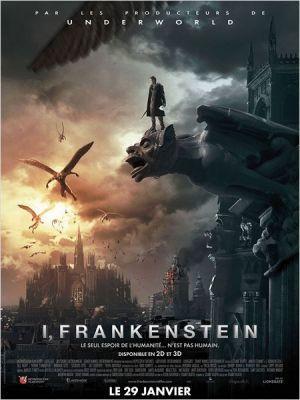 Sortie US : I, Frankenstein