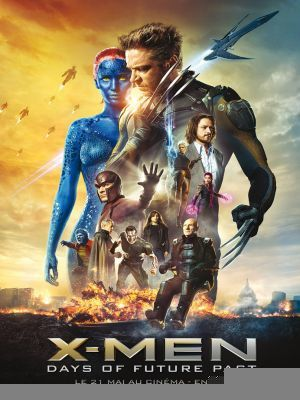 X-Men : Days of future Past (*****)