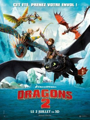 Le carton de Dragons 2 en France