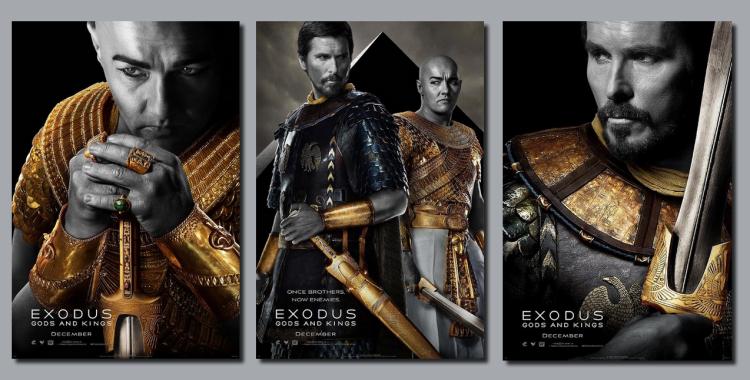 Exodus, l'affiche
