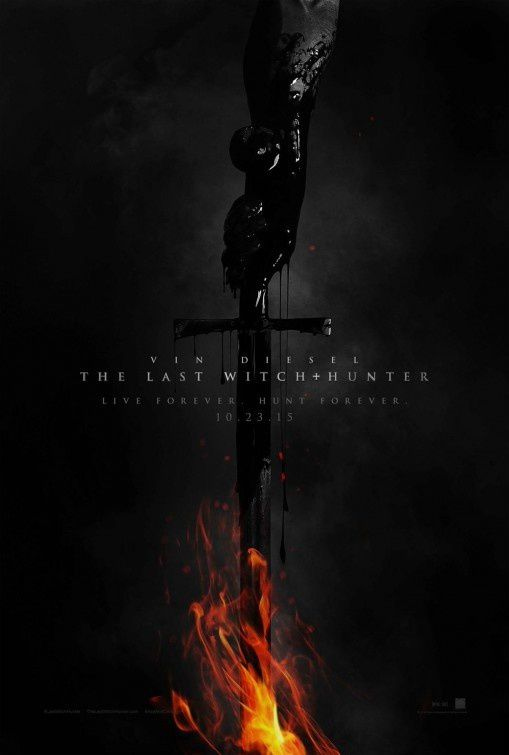The last witch hunter, le trailer