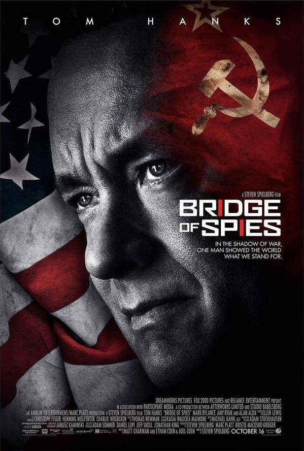 Bridges of spies, le prochain Spielberg