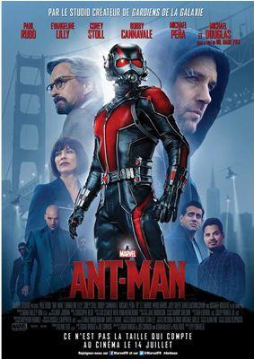 Ant-Man offre une nouvelle place de leader à Marvel