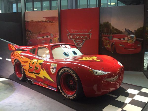 Cars 3 à la Toys fair de Nuremberg
