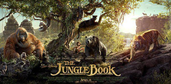 Disney gagne le pari du Livre de la jungle