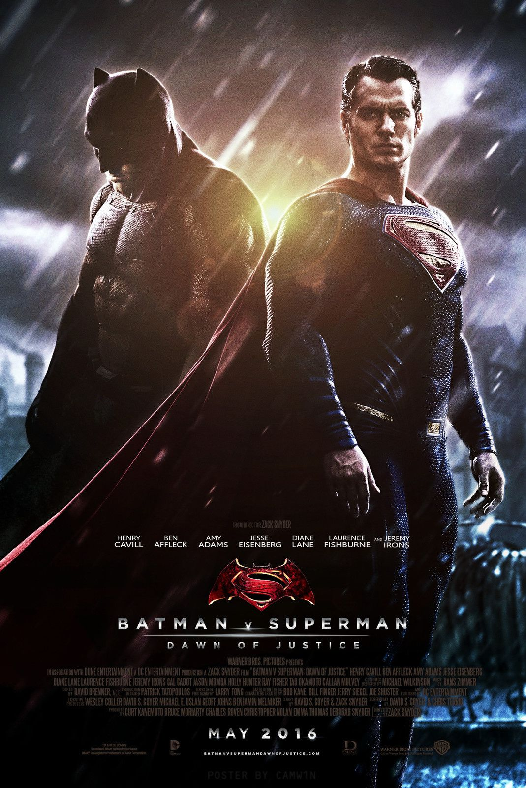 Batman Vs Superman (****)