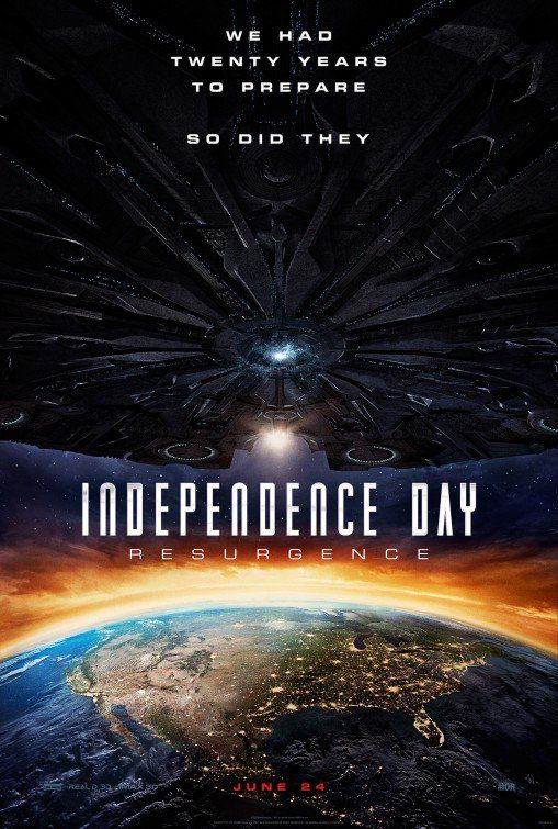 Independence Day Resurgence (*****)