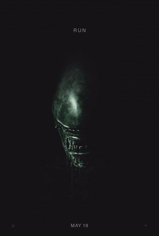 Alien Covenant : date et affiche