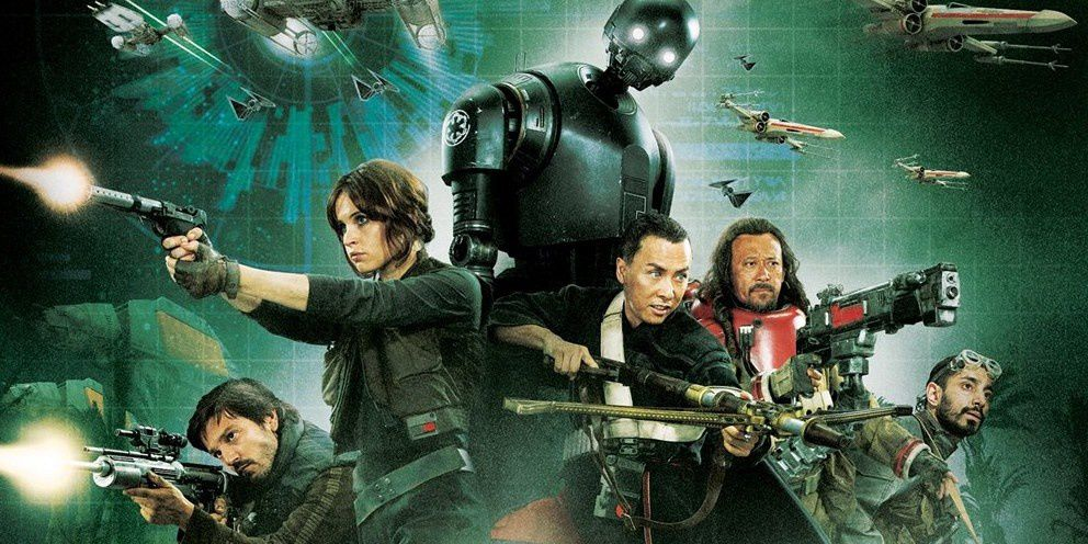 Rogue One (**** 1/2*)