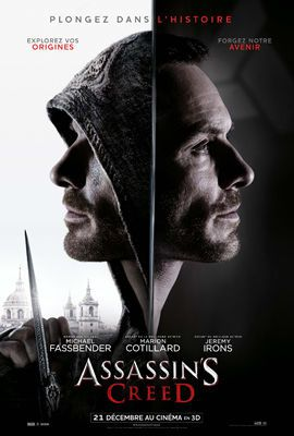 Assassin's Creed (***)