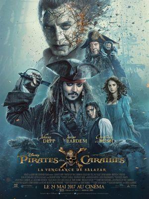 Pirates des Caraïbes démarre fort dans le monde entier