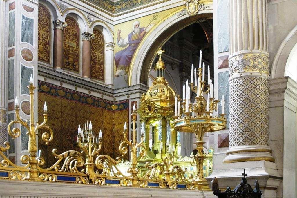 Quelques extraits sonores de la liturgie du Christ Roi