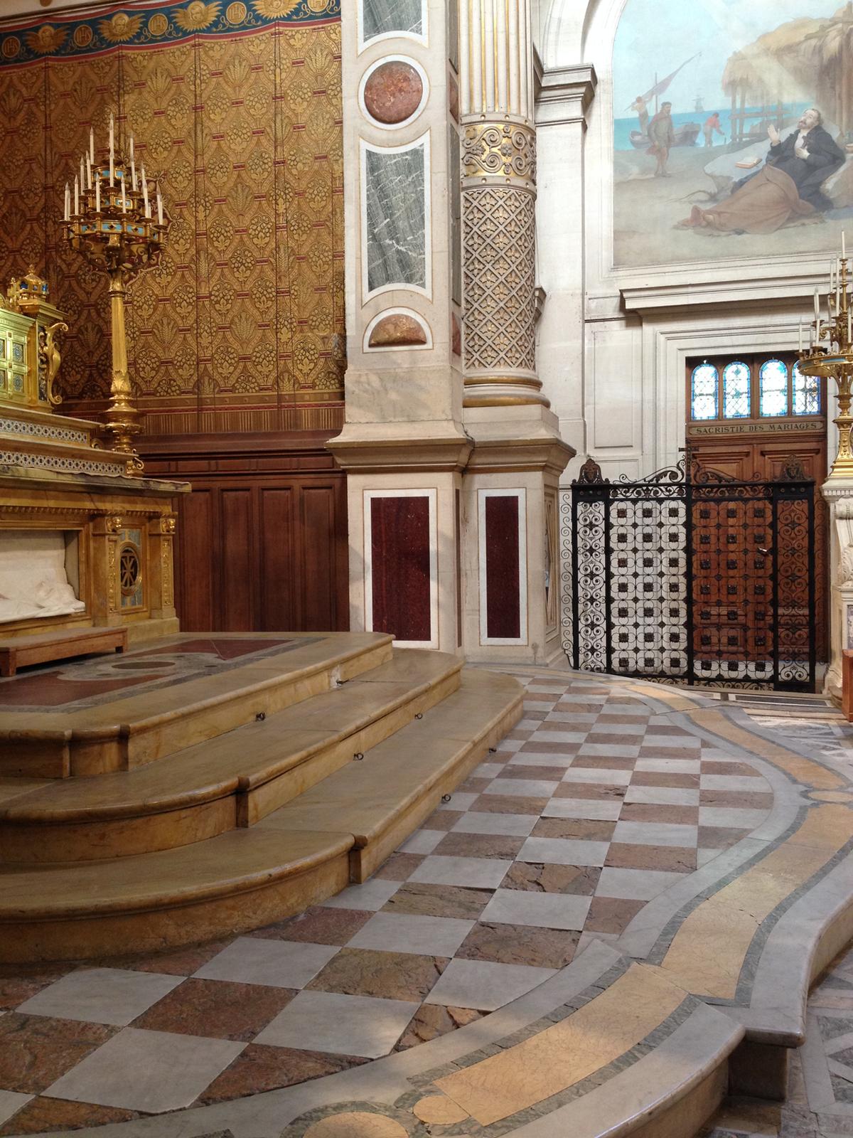120 ans de la dédicace de l'église Saint François Xavier, programme musical des festivités