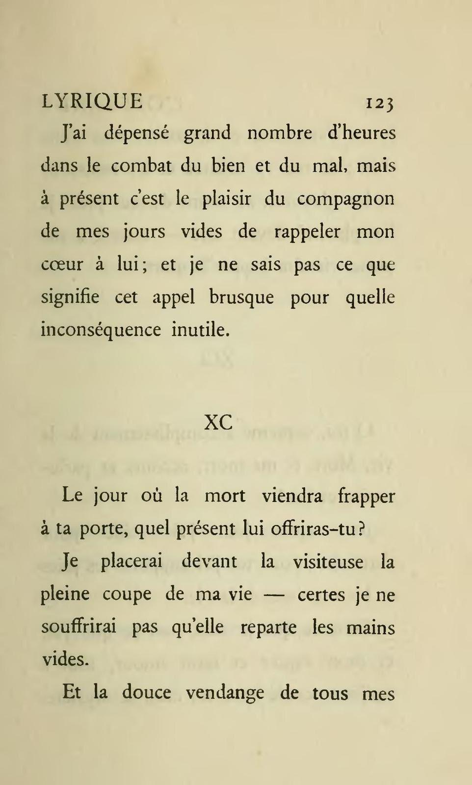 Germaine Chagnol : &quot&#x3B;Le jour où la mort viendra&quot&#x3B;